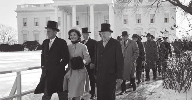 American Visionary: John F. Kennedy's Life and Times at the New-York Historical Society