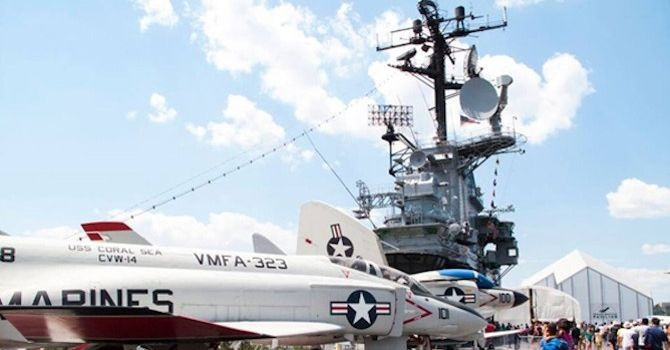 Celebrate The Intrepid's 75th Anniversary in NYC This August