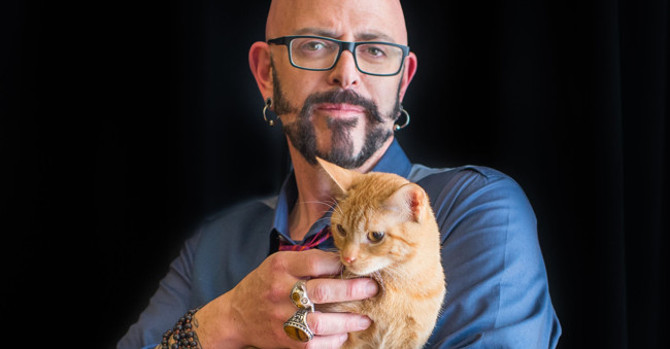 Cat People: NYC Hosts Third Annual Cat Conference 'Jackson Galaxy's Cat Camp' This June