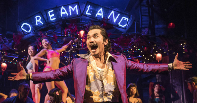 Take It Sleazy: Jon Jon Briones in Miss Saigon's First Broadway Revival