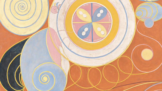 Mystical Modernism: Hilma af Klint at the Guggenheim Museum NYC