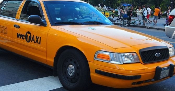 Taxi Lost 'n' Found: How to Get Back Something Left in an NYC Cab