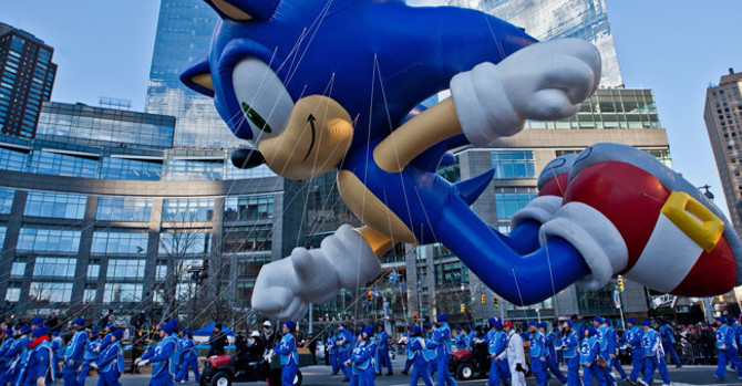 Highlights of the 2018 Macy's Thanksgiving Parade