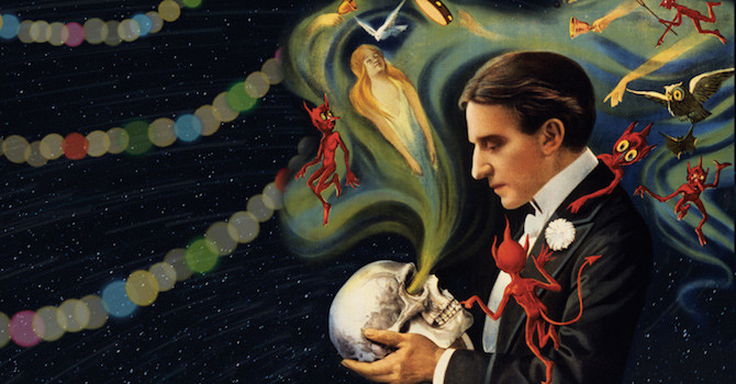 A Dazzling Summer of Magic at the New-York Historical Society