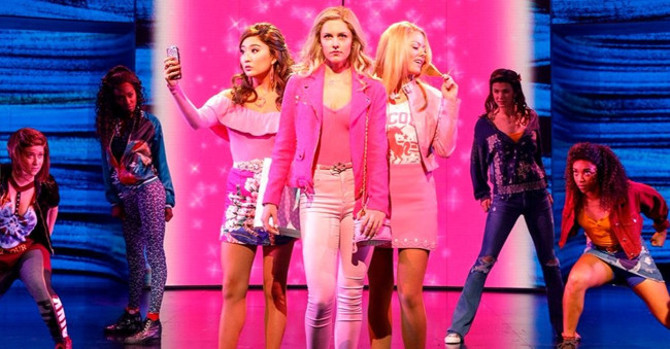 Mean Girls, Mean Girls, Whatcha Gonna Do? | Taylor Louderman on Broadway