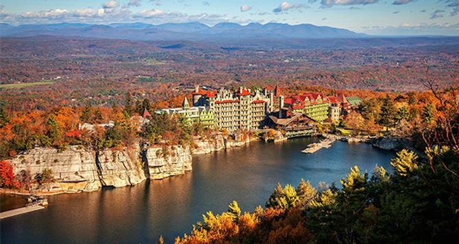 The Best Fall Day Trips from NYC