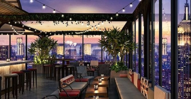What Are the Best Rooftop Bars in NYC?