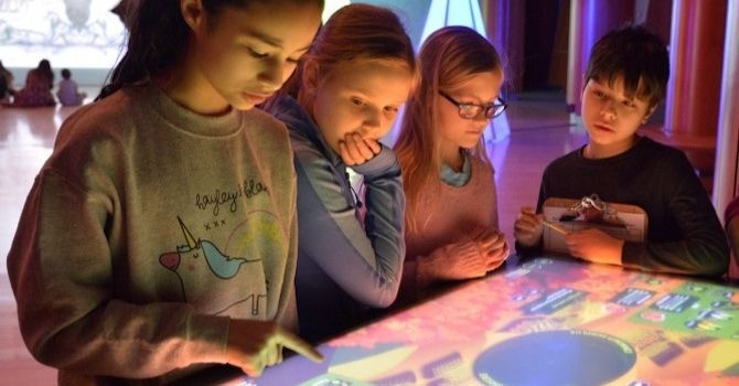 Kids Use Their ImagiNATIONS at NYC's National Museum of the American Indian