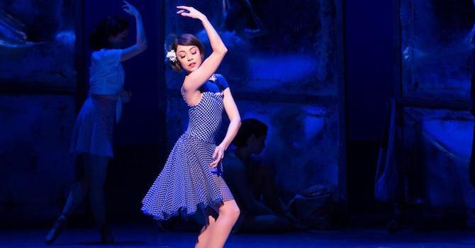 An American in Paris's Leanne Cope