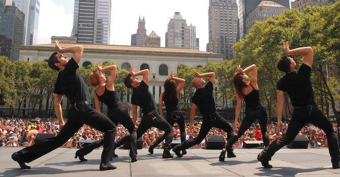 106.7 LITE FM Brings Free Broadway Back to Bryant Park for Summer
