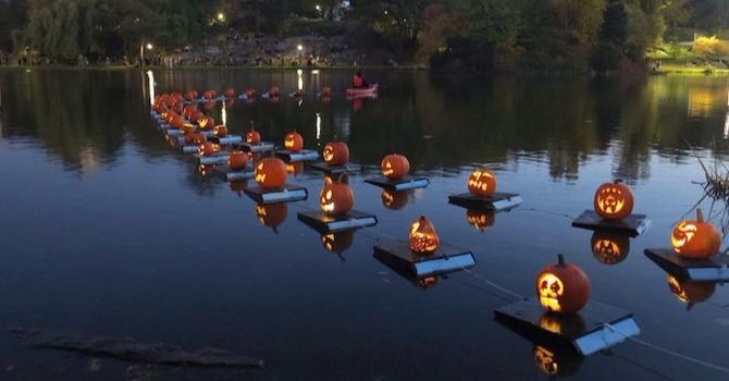 NYC Halloween Events for Families