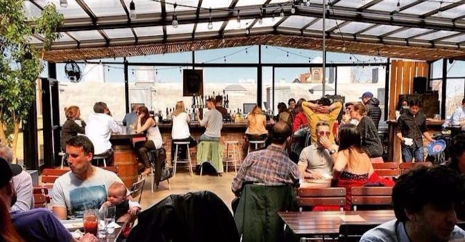 Top 6 Rooftop Bars in NYC