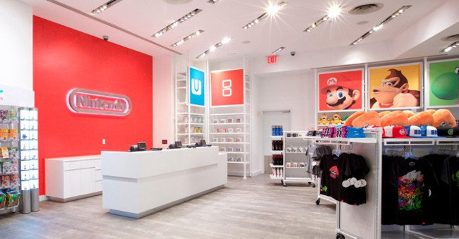 Nintendo NY Coupon: Free Gift with Purchase!