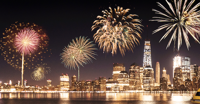 The Best New Year's Eve Boat Rides in NYC