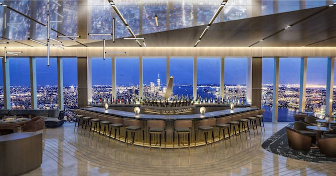 Dine 101 Floors High: Hudson Yards's Peak Restaurant Opens March 12