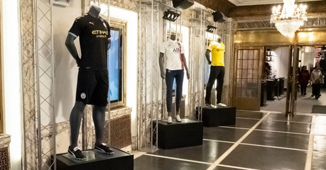 Get a Free Gift When You Shop NYC's Pelé Soccer