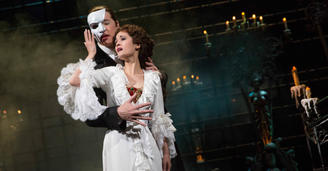 Ali Ewoldt, Phantom's First Asian-American Leading Lady