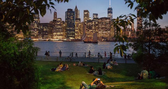 Brooklyn Bridge Park: A Playground for All Ages