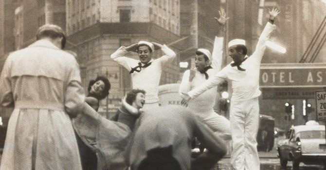 Voice of My City: Jerome Robbins and New York at the NYPL