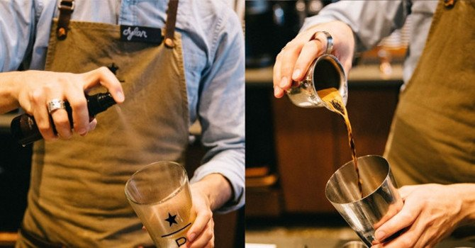 The Cold Brew of the Summer: The Nitro Molé Mocha at Starbucks Reserve Roastery