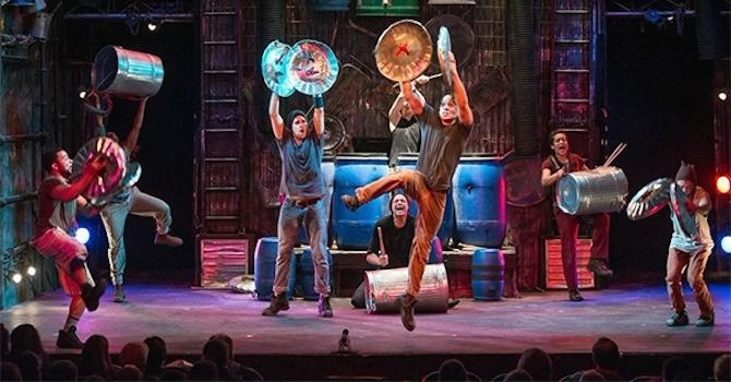 Experience Exhilarating Family Fun at STOMP in NYC