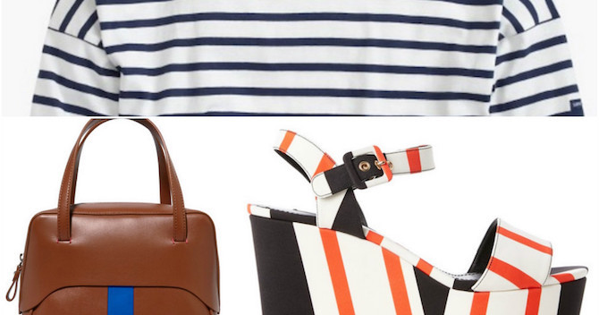 Fashion Shopping NYC: Summer Stripes for All