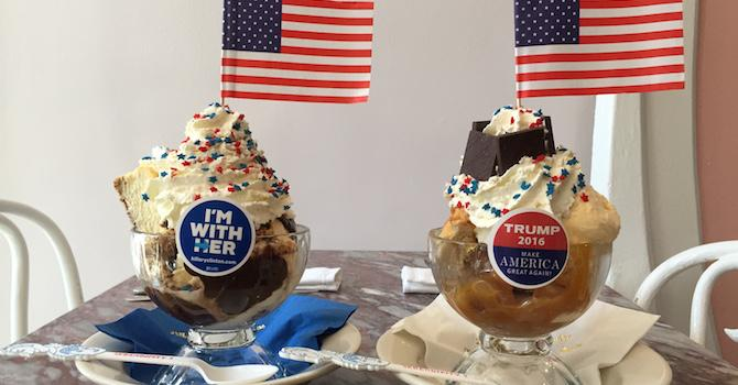 Cast a Vote for Deliciousness: Get Your Election Sundae at Serendipity 3