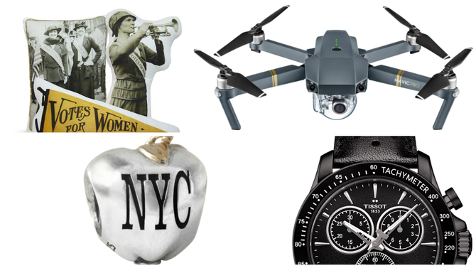 Complete 2016 NYC Holiday Gift Guide