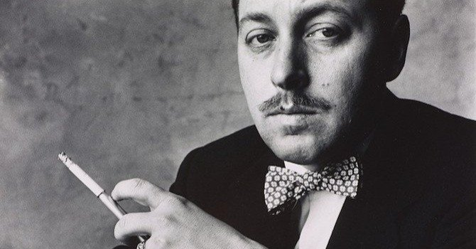 Tennessee Williams: No Refuge But Writing | Exhibition Now Open