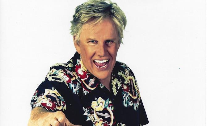 Gary Busey Comes to Off-Broadway!