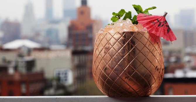 Where to Get Your Tiki On in NYC
