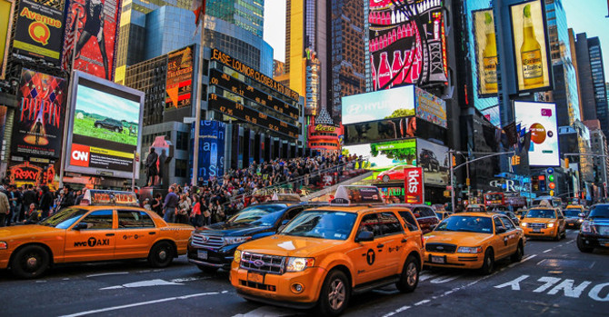 The Pros and Cons of Staying Near Times Square