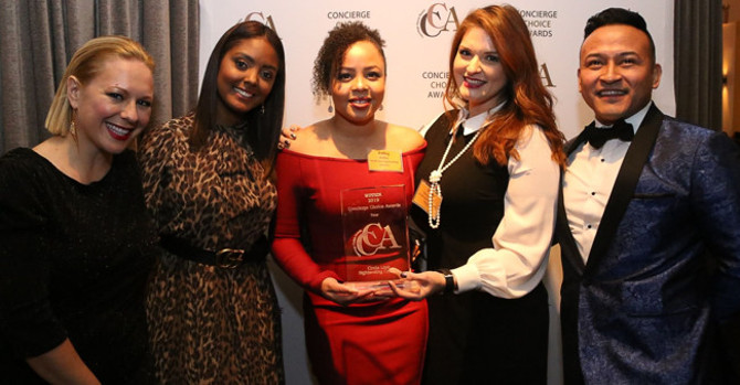 City Guide Hosts 13th Annual Concierge Choice Awards in NYC