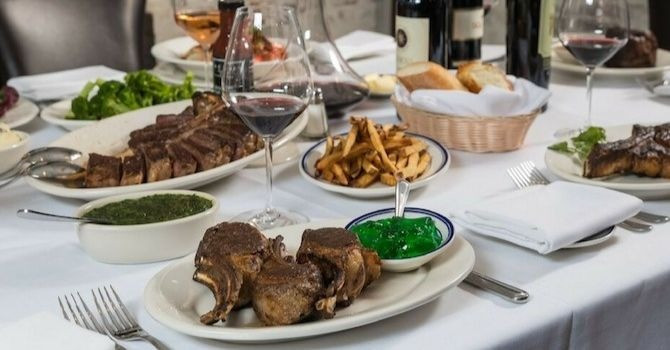 Superb Steaks and Seafood at NYC's Tuscany Steakhouse
