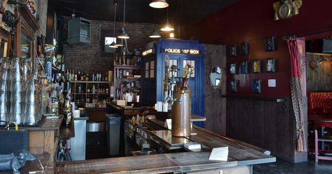 The Best of TV and Film Inspired Hangouts in NYC