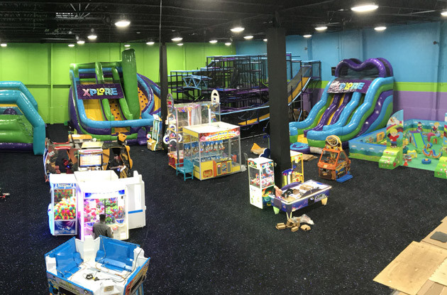 Xplore Family Fun Center to Open in Port Jefferson Station