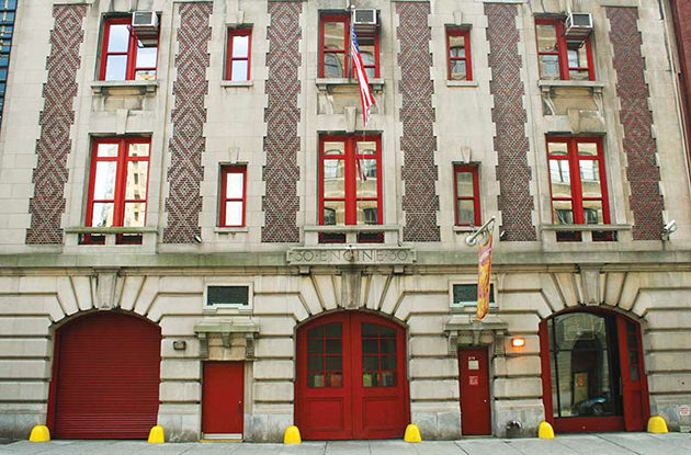 New York City Fire Museum: Family Outing