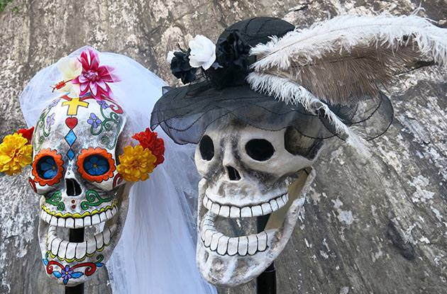 Celebrate Dia de los Muertos with Frida Kahlo at NYBG
