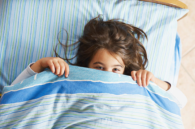Night Terrors: Diagnosis, Treatment, and Resources