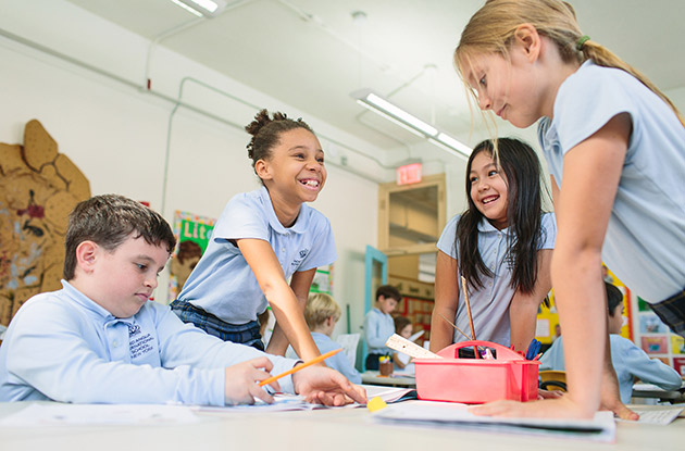 Nord Anglia International School Offers Personalized Instruction and Extraordinary Partnerships