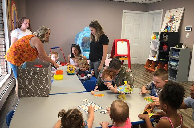 Speech Therapy Clinic in Stony Point Expands Mommy and Me Classes