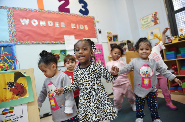 """The """"NYC Under 3"""" Plan Will Expand Affordable Childcare Access to Working Families Throughout the City"""