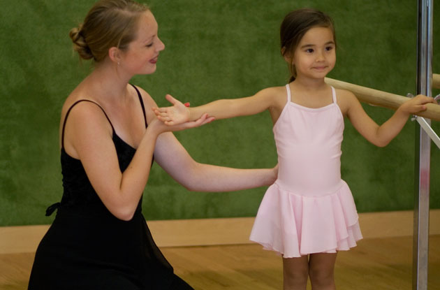 The Benefits of Dance for Young Children
