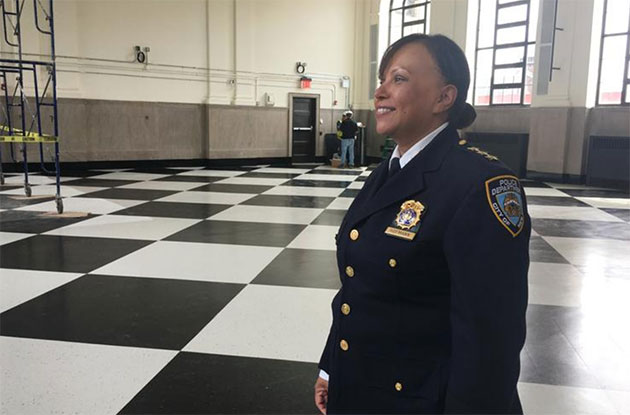 NYC's First NYPD Community Center Will Open in East New York in October