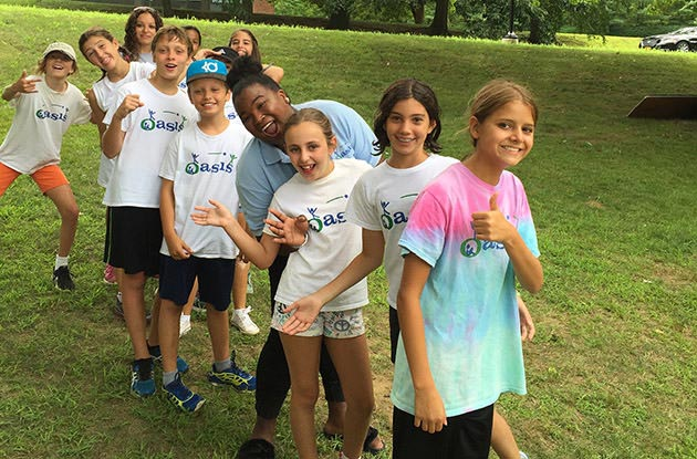 Oasis Day Camp Expands in Brooklyn Heights