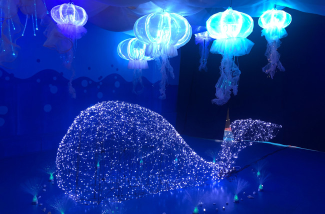 Ocean Cube Exhibit Educates Families on How Everyone Can Help Save Our Oceans