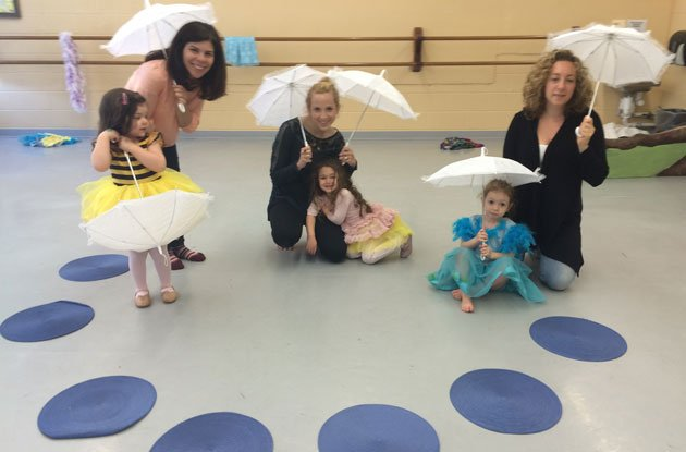 Dance School in Commack Adds Mommy and Me Class