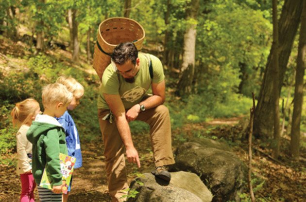 New Outdoor Forest Preschool Opens in Croton