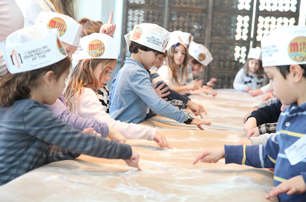 Seders and Other Passover Celebrations for Families