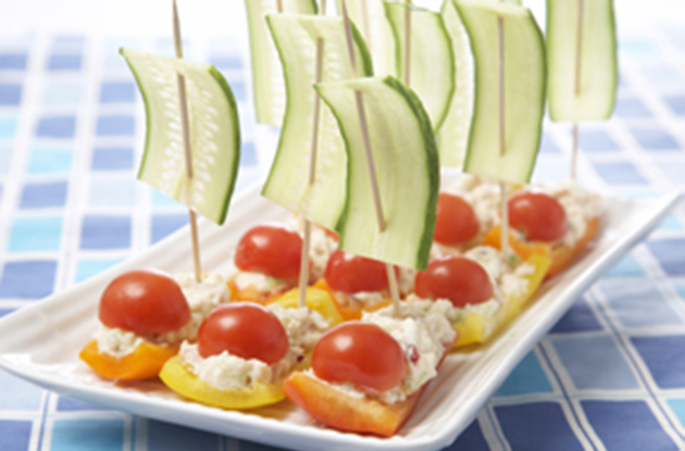 Passover Recipe: Tasty Tuna Boats